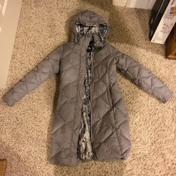 Grey Women's Miss Metro Parka